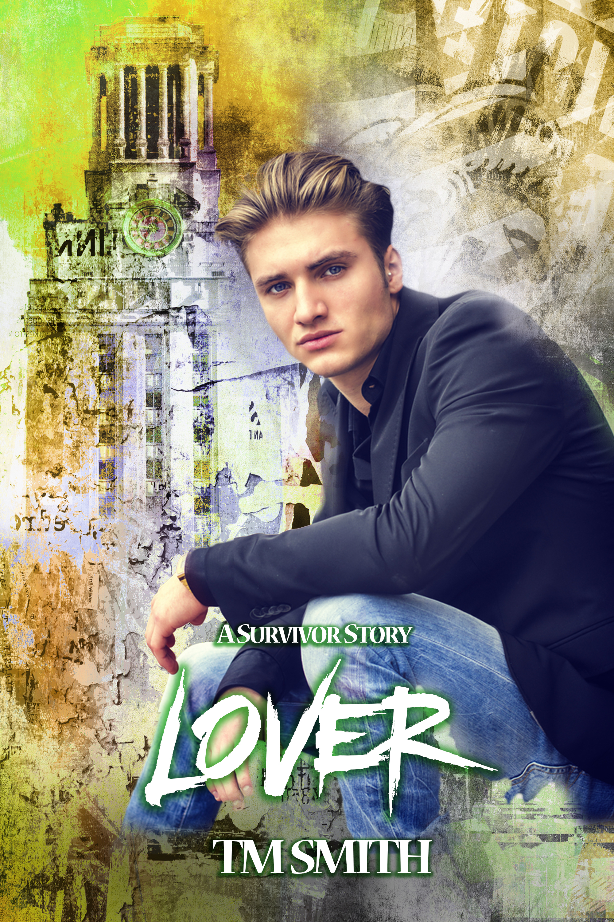 Excerpt and Giveaway: Lover by TM Smith