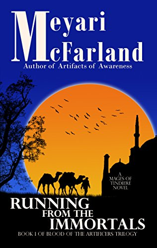 Review: Running from the Immortals by Meyari McFarland