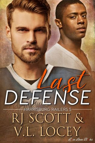 Review: Last Defense by R.J. Scott and V.L. Locey