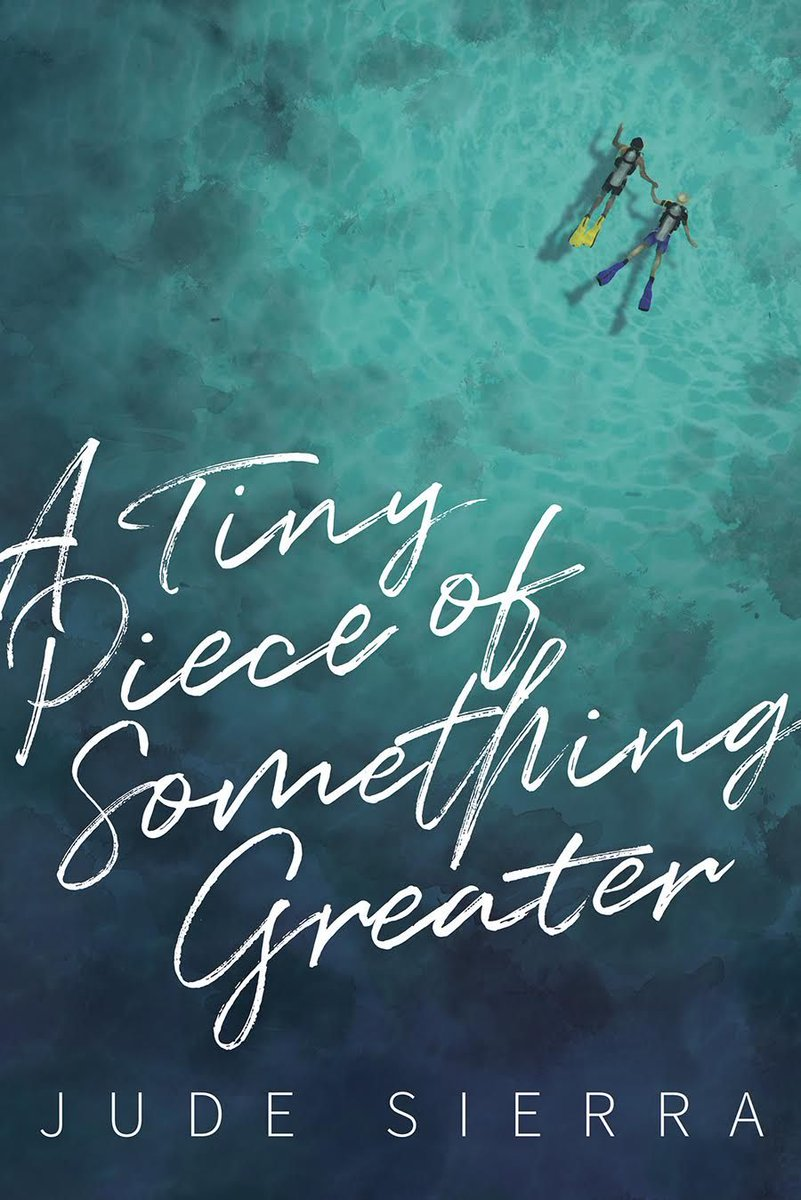 Guest Post and Giveaway: A Tiny Piece of Something Greater by Jude Sierra