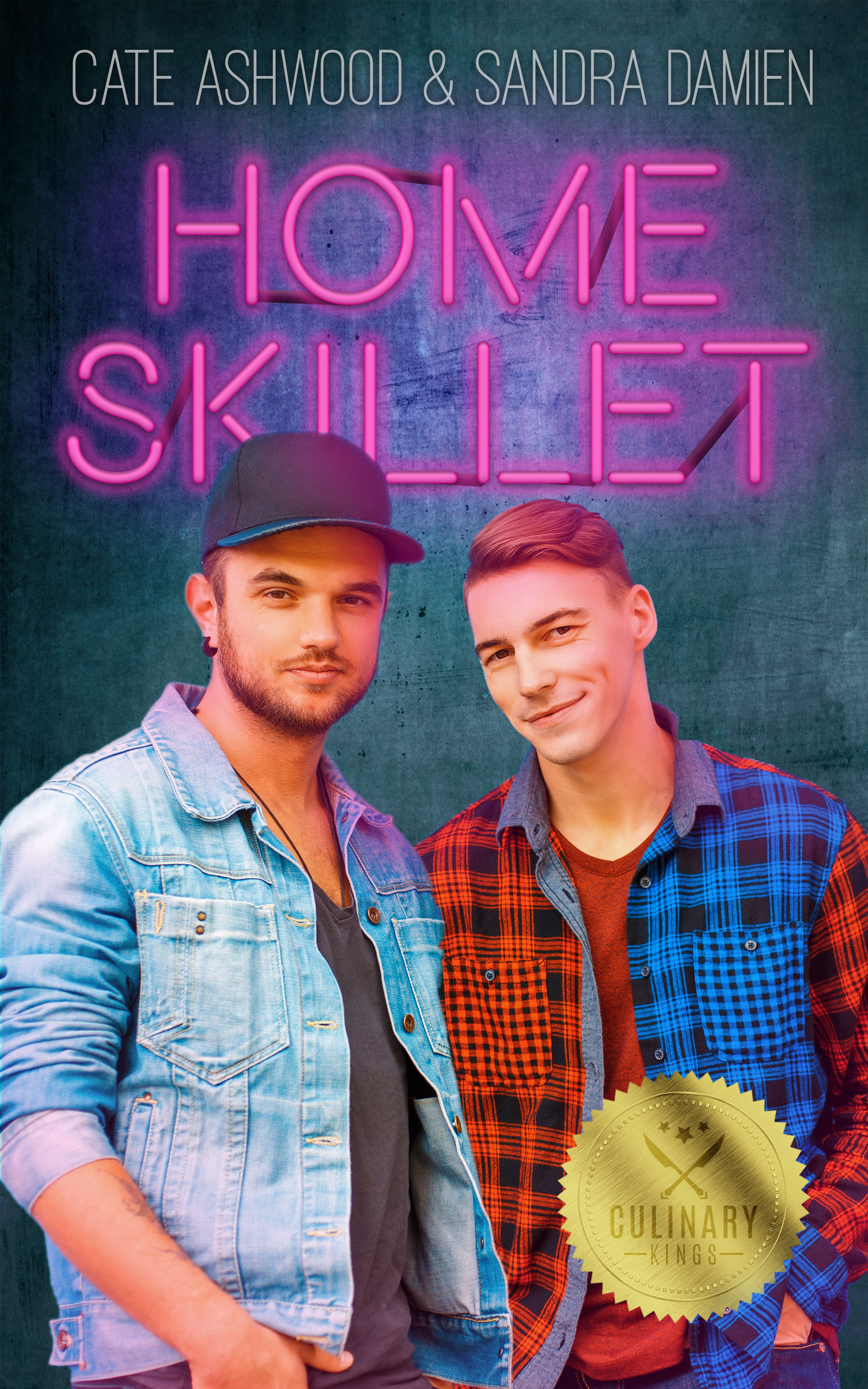 Review: Home Skillet by Sandra Damien and Cate Ashwood