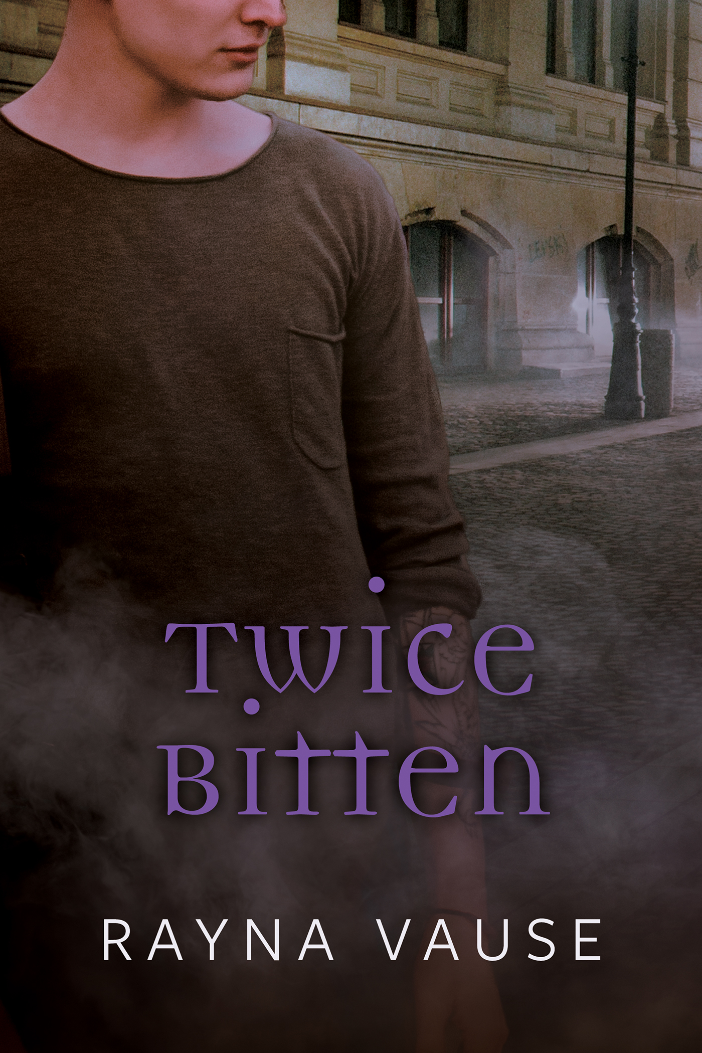Review: Twice Bitten by Rayna Vause