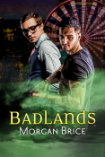 Guest Post and Giveaway: Badlands by Morgan Brice
