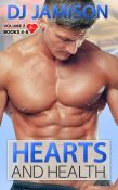 Guest Post and Giveaway: Hearts & Health, Volume 2 by D.J. Jamison