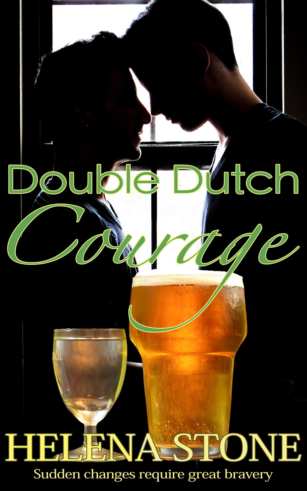 Guest Post and Giveaway: Double Dutch Courage by Helena Stone