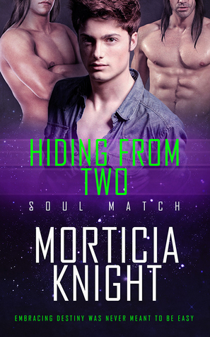 Review: Hiding From Two by Morticia Knight