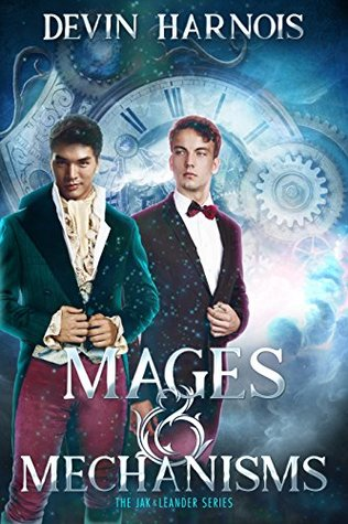 Review: Mages and Mechanisms by Devin Harnois