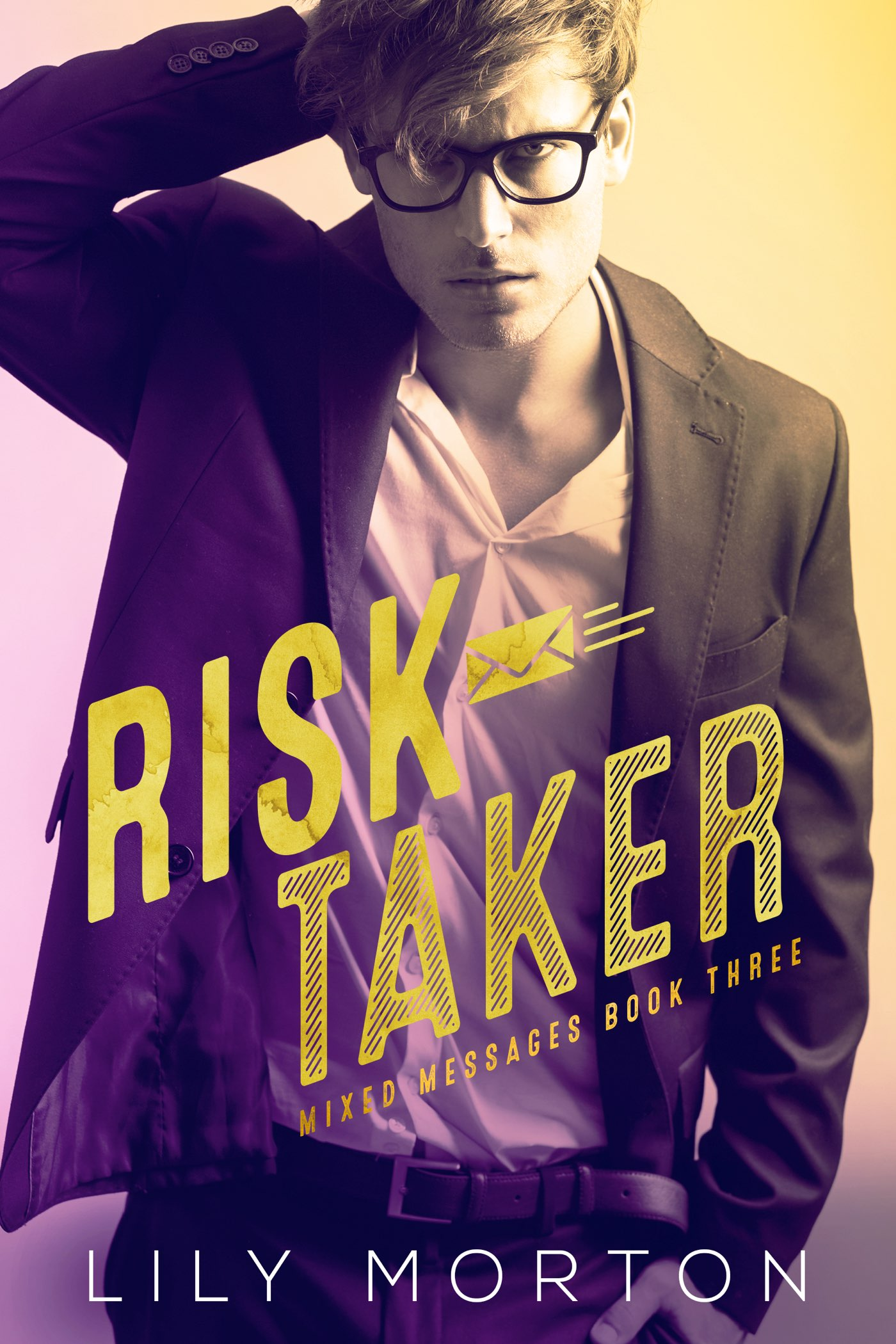 Guest Post and Giveaway: Risk Taker by Lily Morton