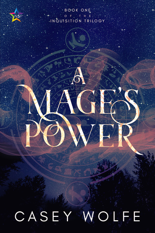 Review: A Mage's Power by Casey Wolfe