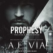 Excerpt and Giveaway: Prophesy by A.E. Via