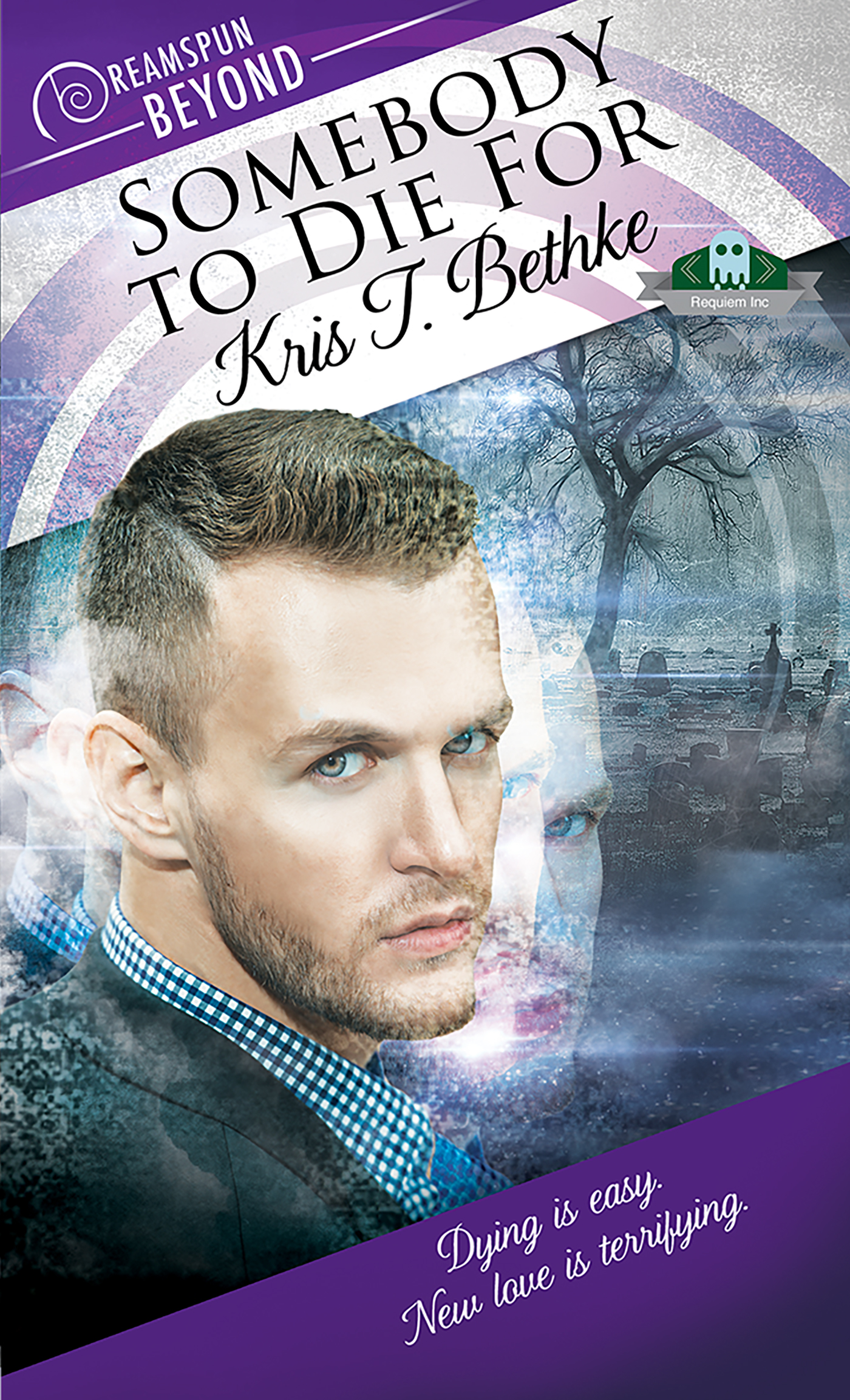 Excerpt and Giveaway: Somebody to Die For by Kris T. Bethke