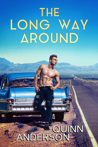 Review: The Long Way Around by Quinn Anderson