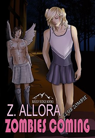 Review: Zombies Coming by Z. Allora