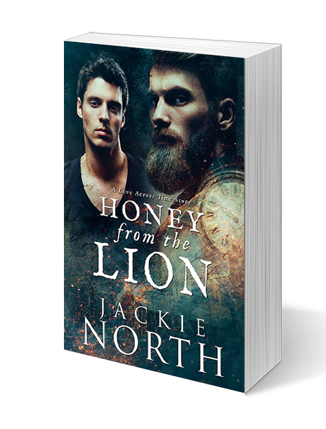 Guest Post: Honey From the Lion by Jackie North