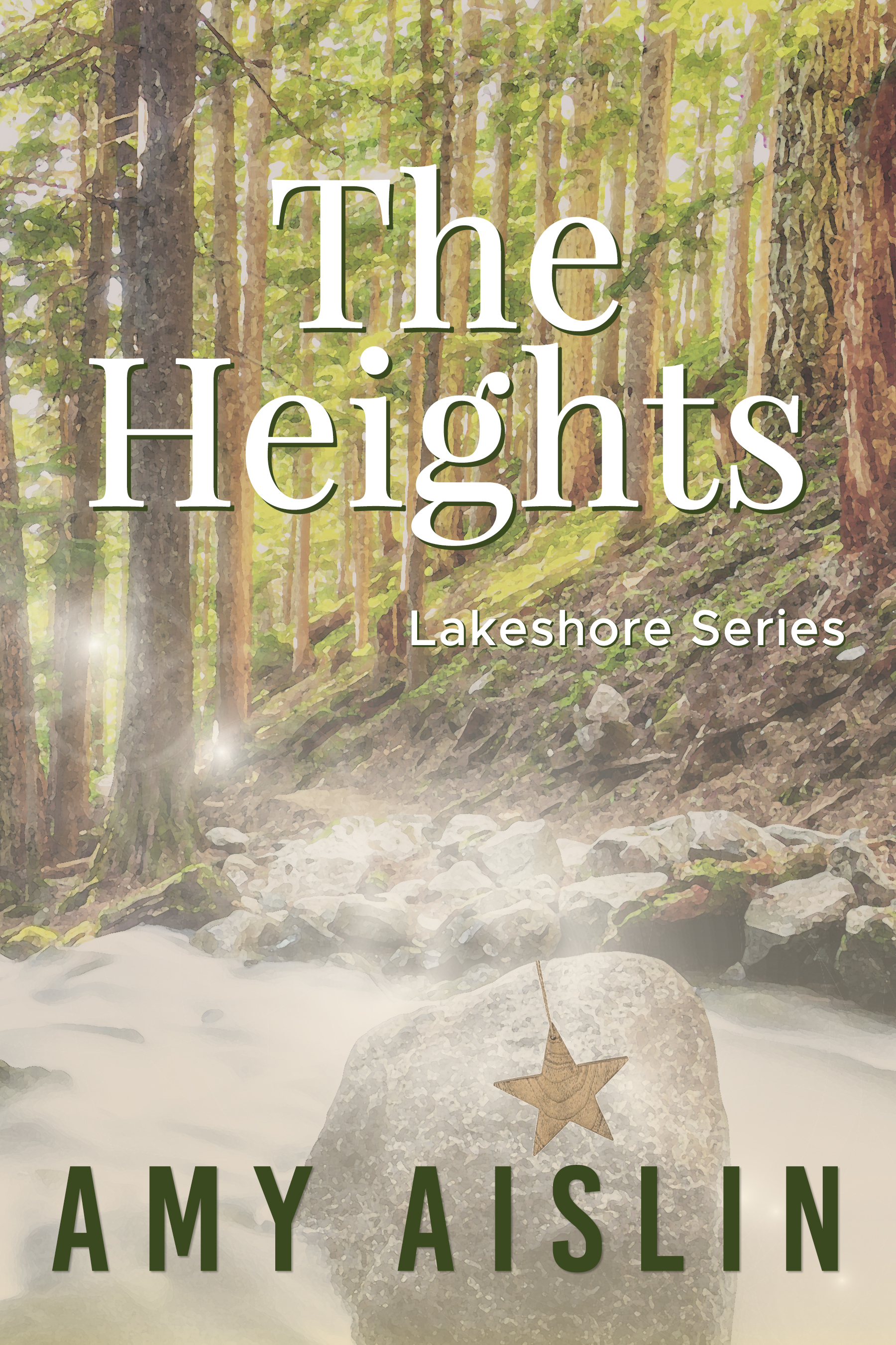 Guest Post and Giveaway: The Heights by Amy Aislin