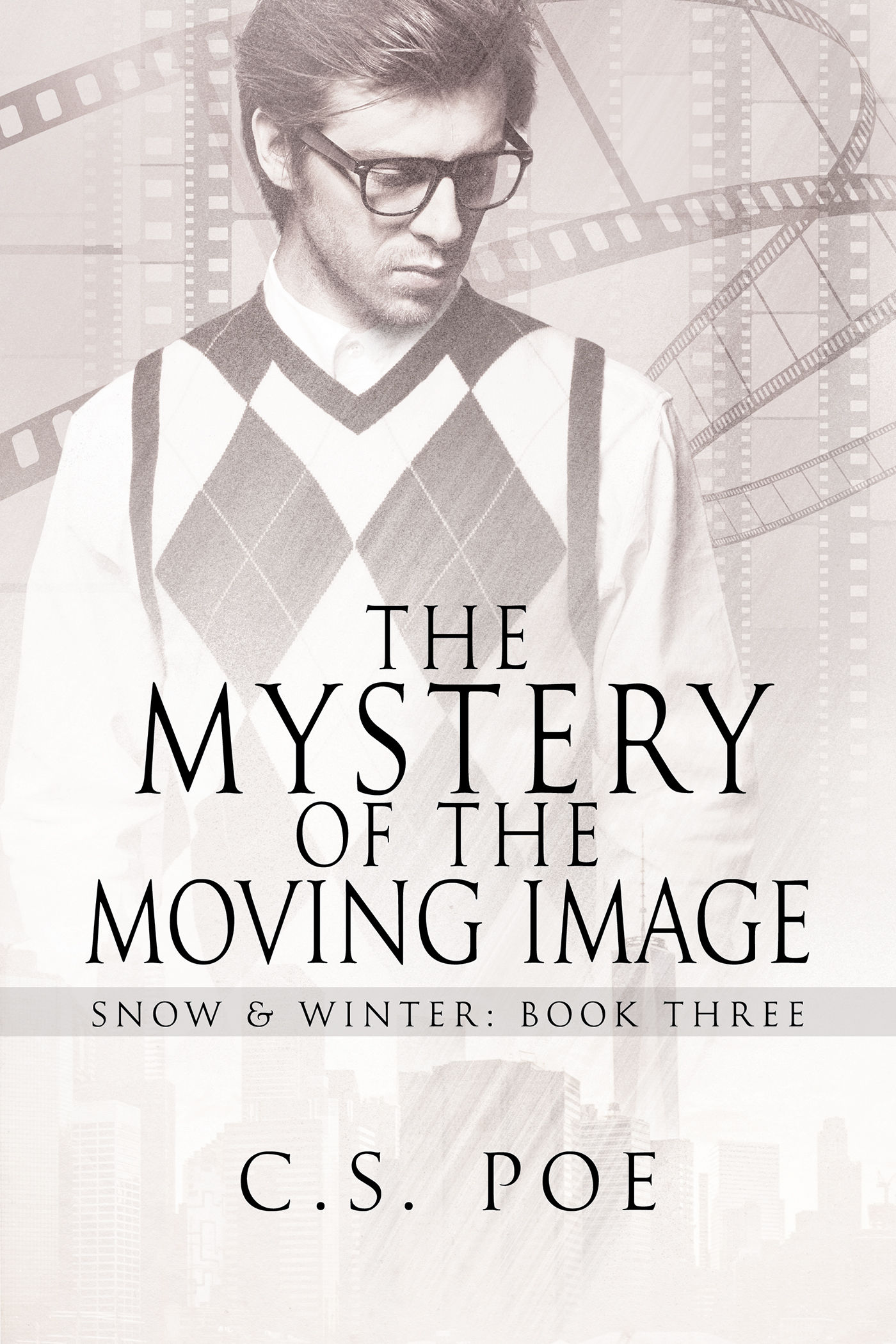 Review: The Mystery of the Moving Image by C.S. Poe