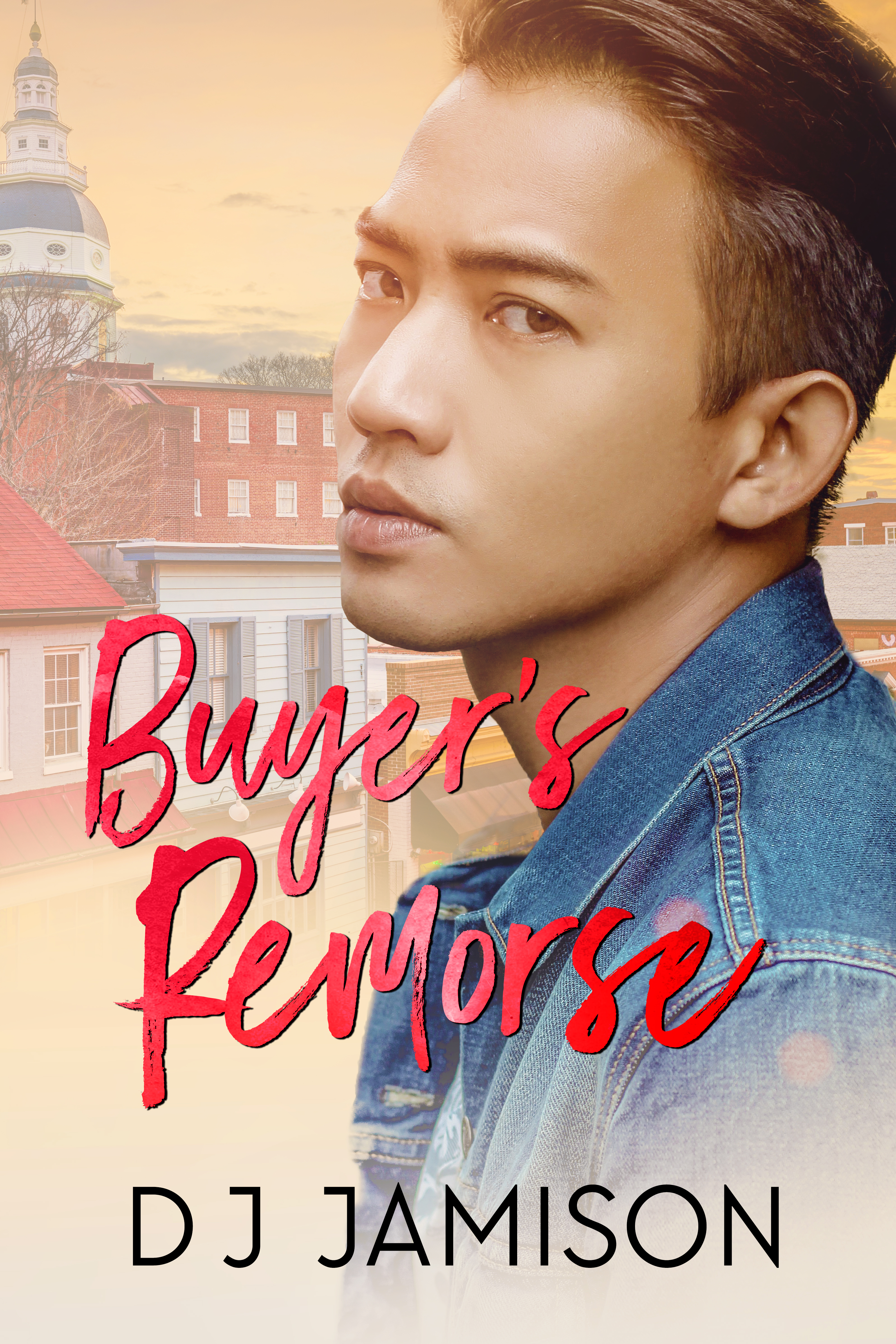 Guest Post and Giveaway: Buyer's Remorse by DJ Jamison