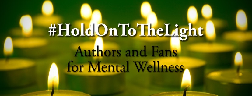 Guest Post: #HoldOnToTheLight by Morgan Brice