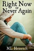 Review: Right Now or Never Again by ML Heinrich