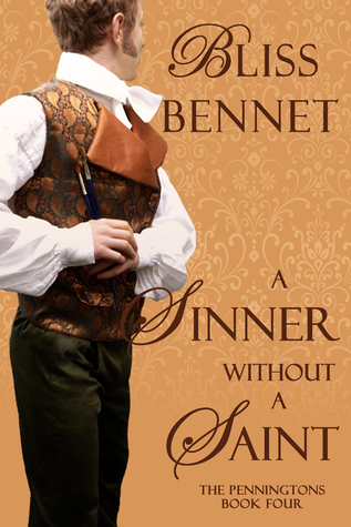 Review: A Sinner Without a Saint by Bliss Bennet