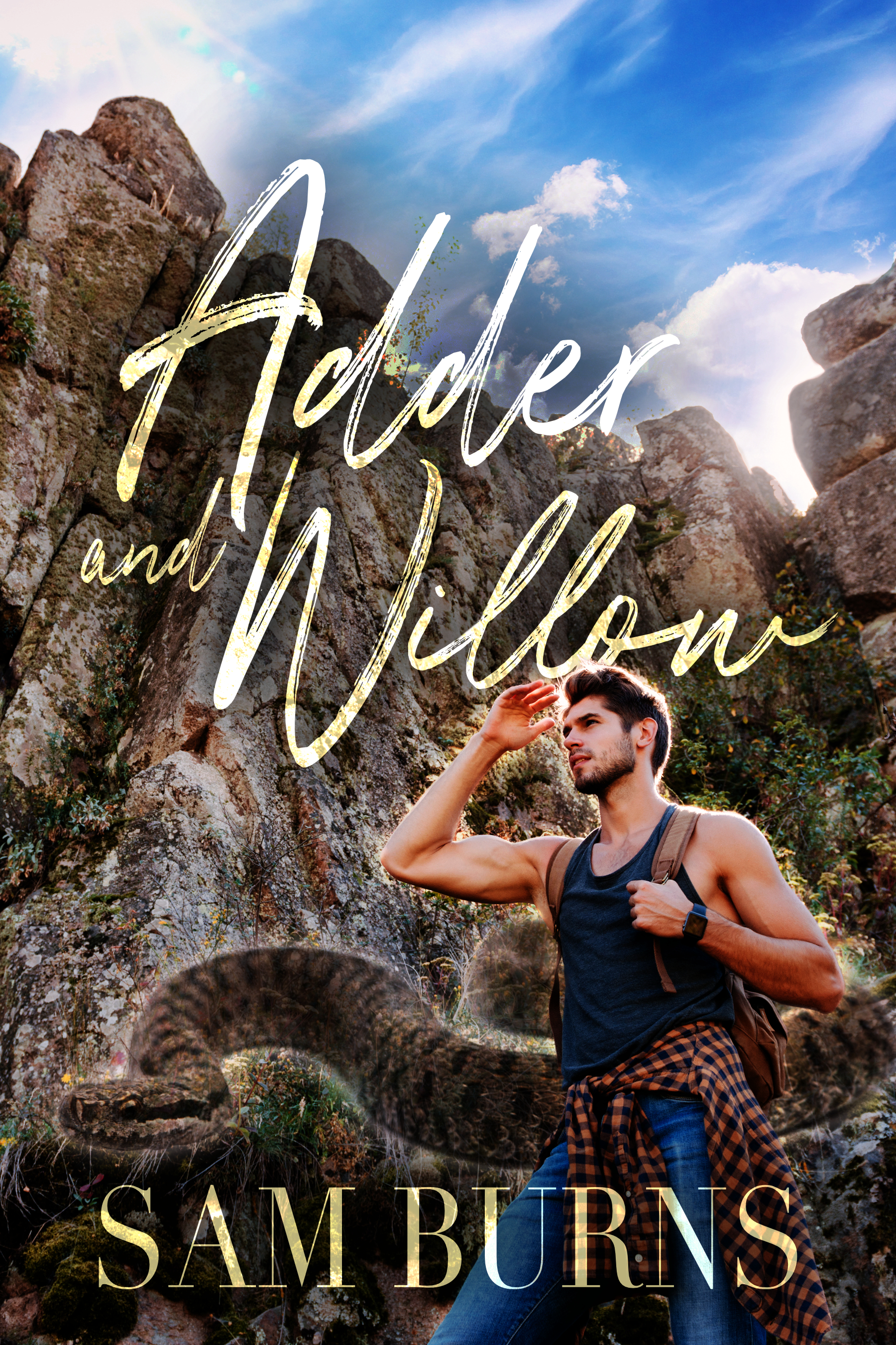 Guest Post and Giveaway: Adder and Willow by Sam Burns