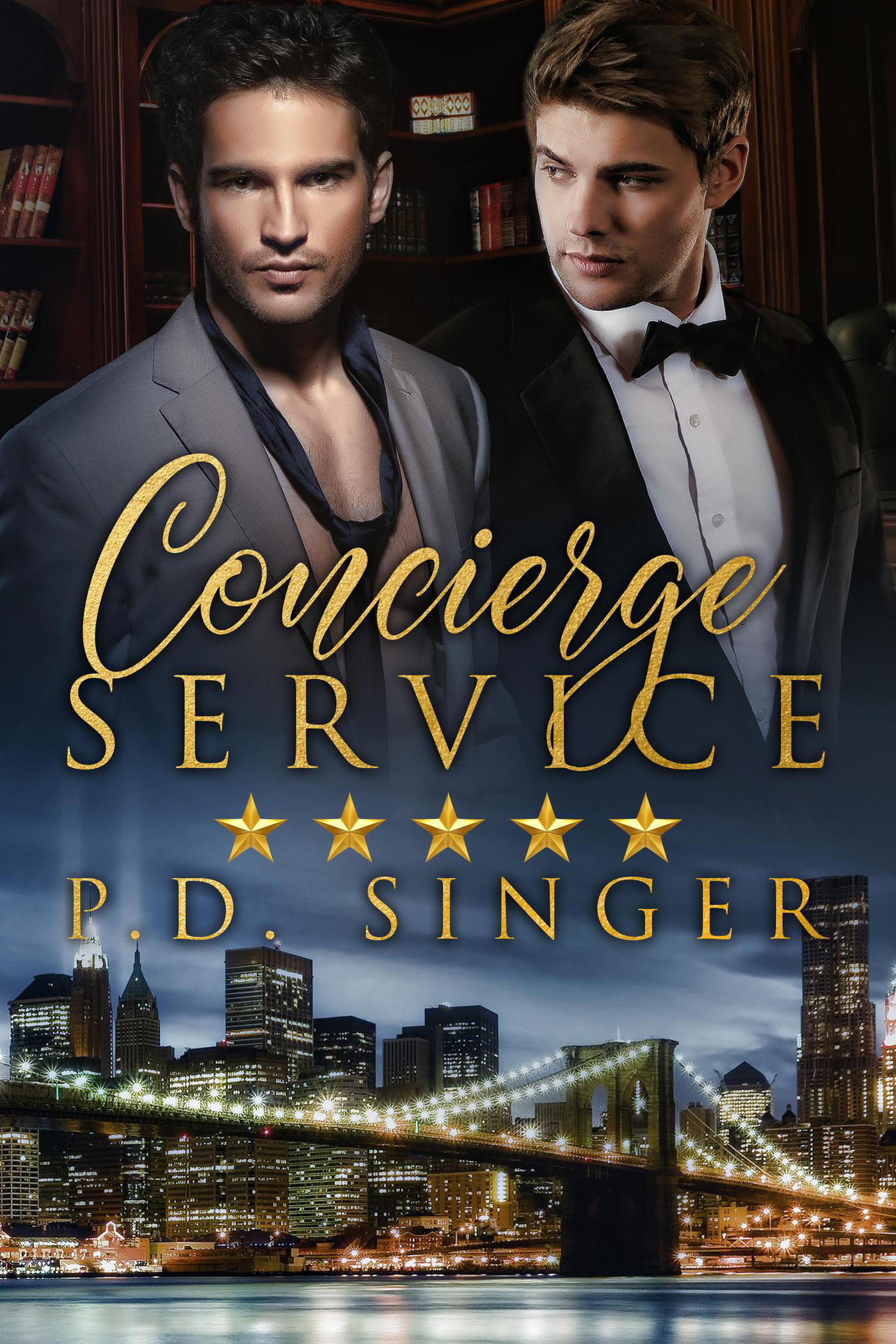 Review: Concierge Service by P.D. Singer