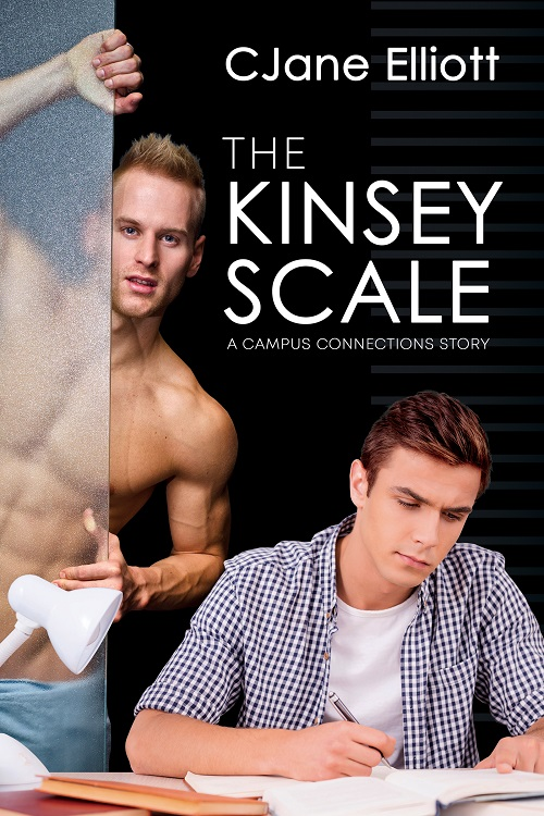 Excerpt and Giveaway: The Kinsey Scale by CJane Elliott