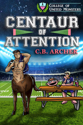 Review: Centaur of Attention by C. B. Archer