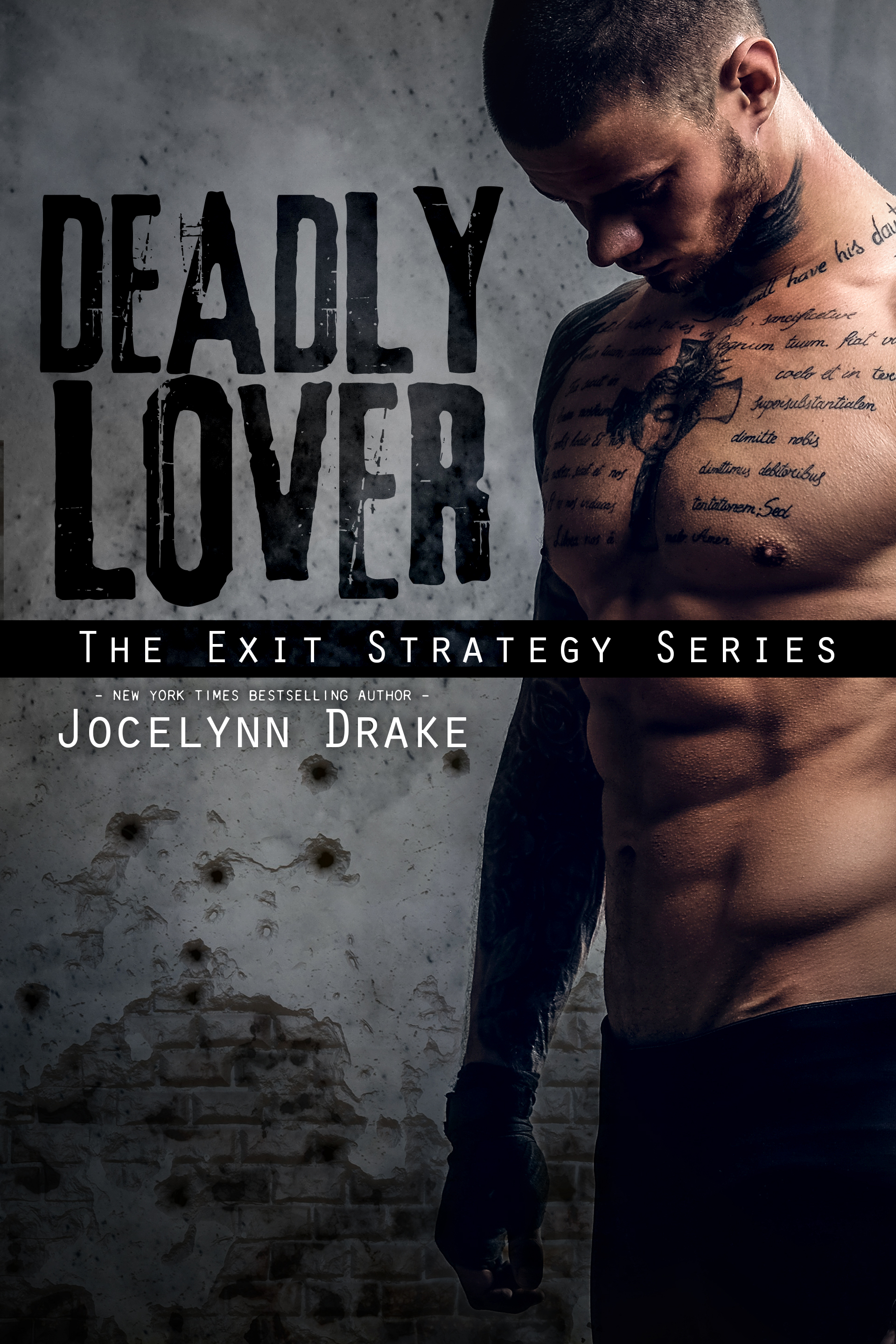Review: Deadly Lover by Jocelynn Drake