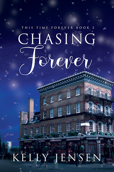 Guest Post and Giveaway: Chasing Forever by Kelly Jensen