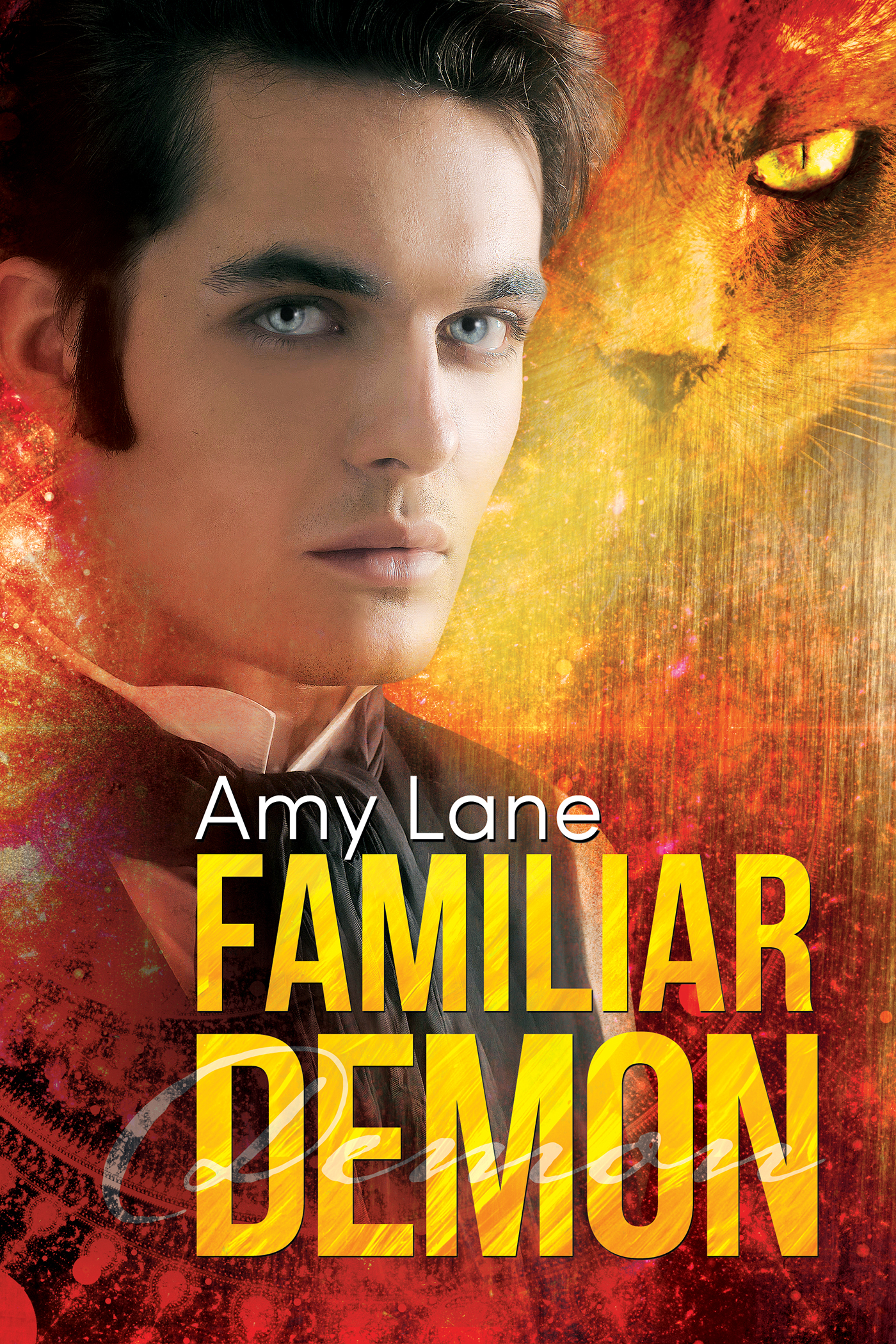 Guest Post: The Familiar Series by Amy Lane