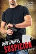 Guest Post and Giveaway: Suspicion by Eden Winters