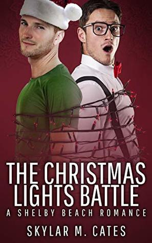 Review: The Christmas Lights Battle by Skylar M. Cates