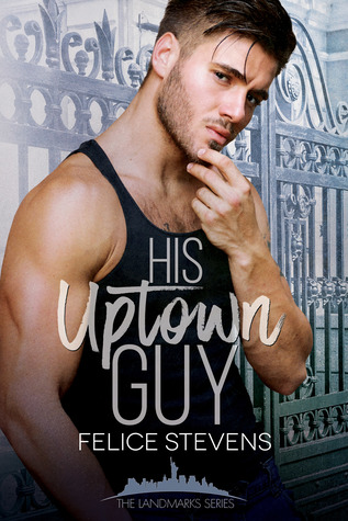 Review: His Uptown Guy by Felice Stevens