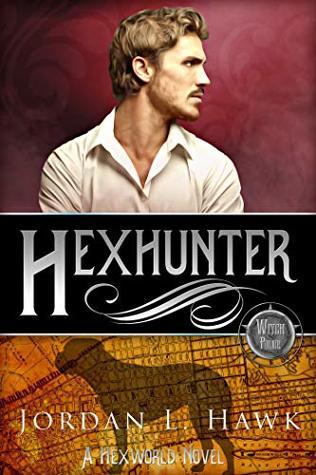 Review: Hexhunter by Jordan L. Hawk