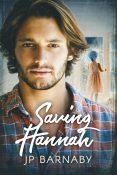 Review: Saving Hannah by J.P. Barnaby