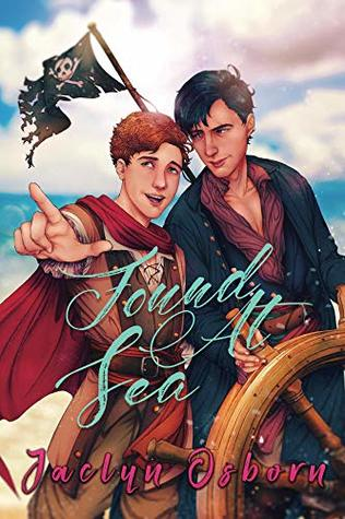 Review: Found at Sea by Jaclyn Osborn