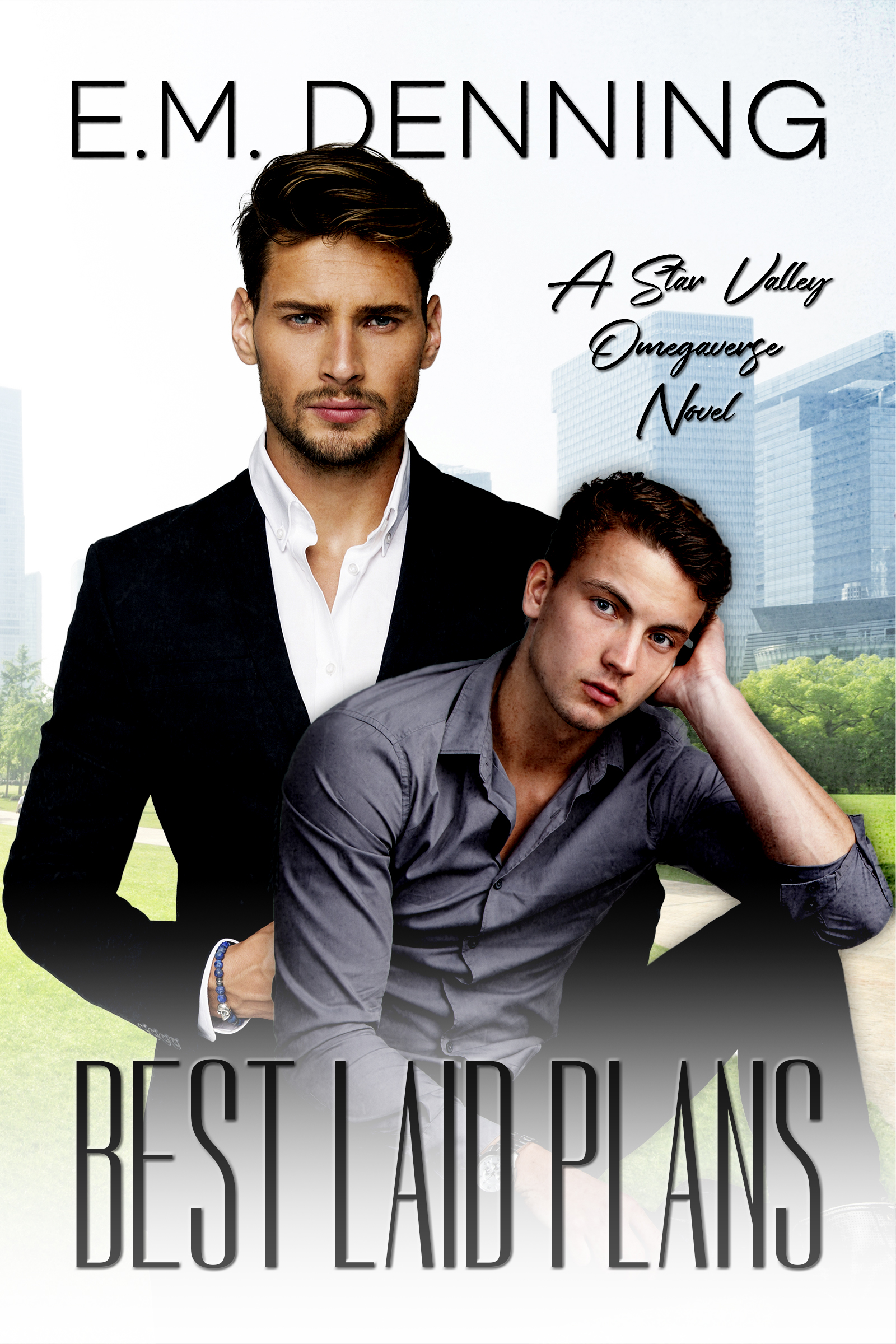Excerpt: Best Laid Plans by E. M. Denning