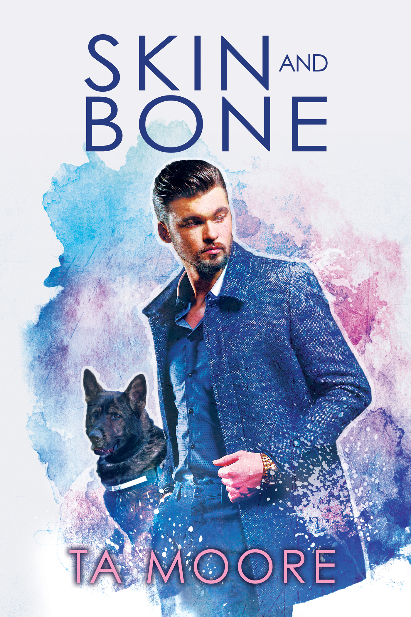 Guest Post and Giveaway: Skin and Bone by TA Moore