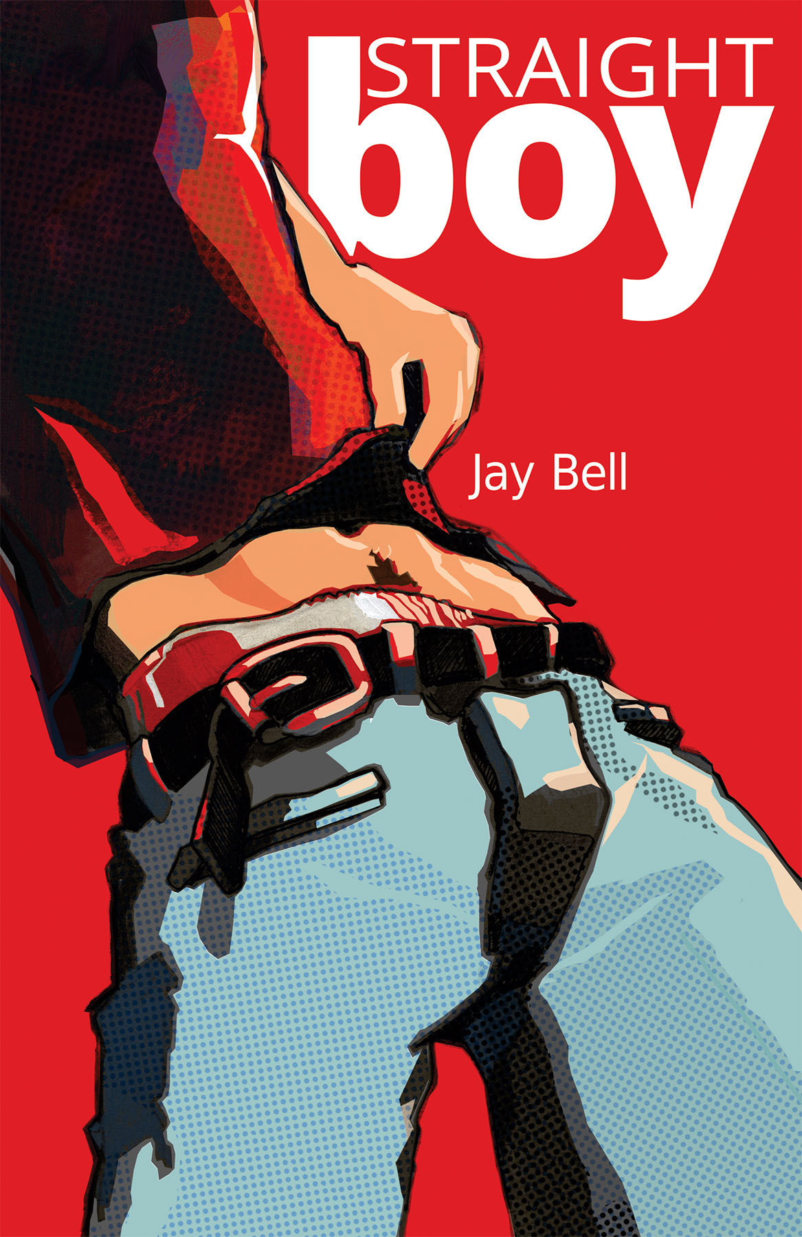 Giveaway: Straight Boy audiobook by Jay Bell