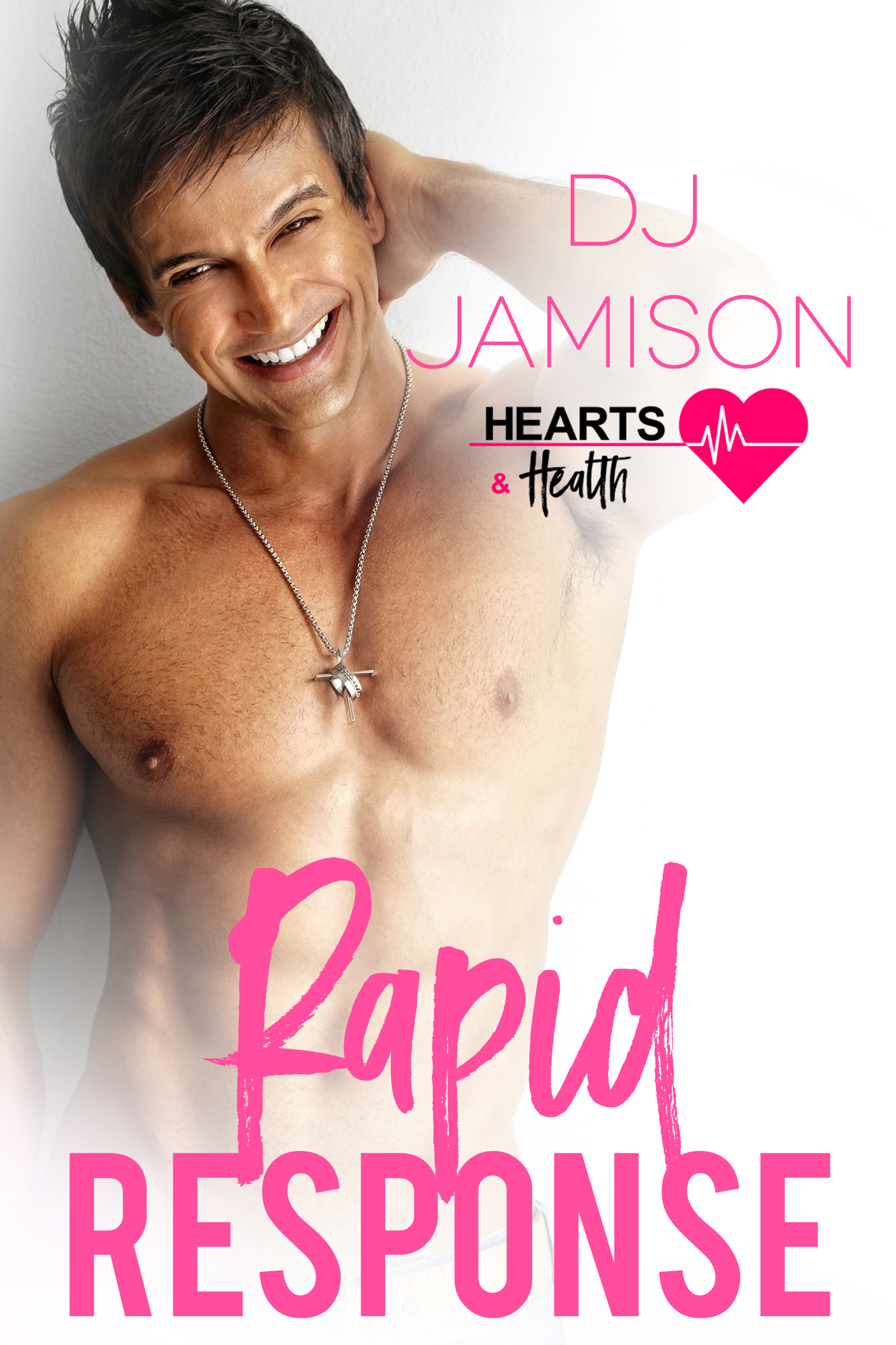 Guest Post and Giveaway: Rapid Response by DJ Jamison
