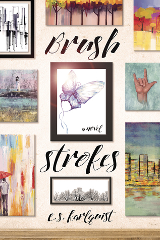 Review: Brush Strokes by E.S. Karlquist