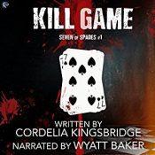Giveaway: Seven of Spades series by Cordelia Kingsbridge