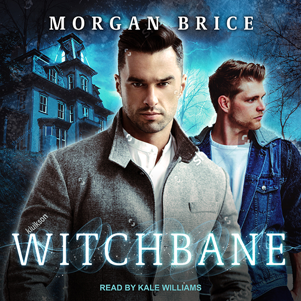 Interview: Badlands and Witchbane audiobooks by Morgan Brice and Kale Williams
