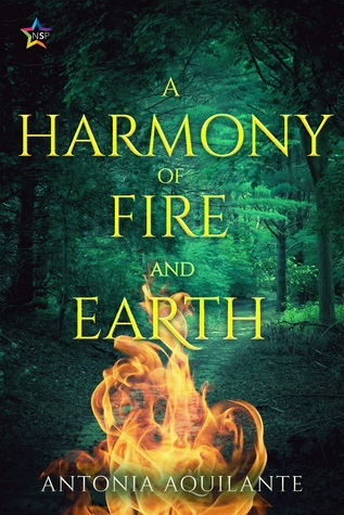Review: A Harmony of Fire and Earth by Antonia Aquilante