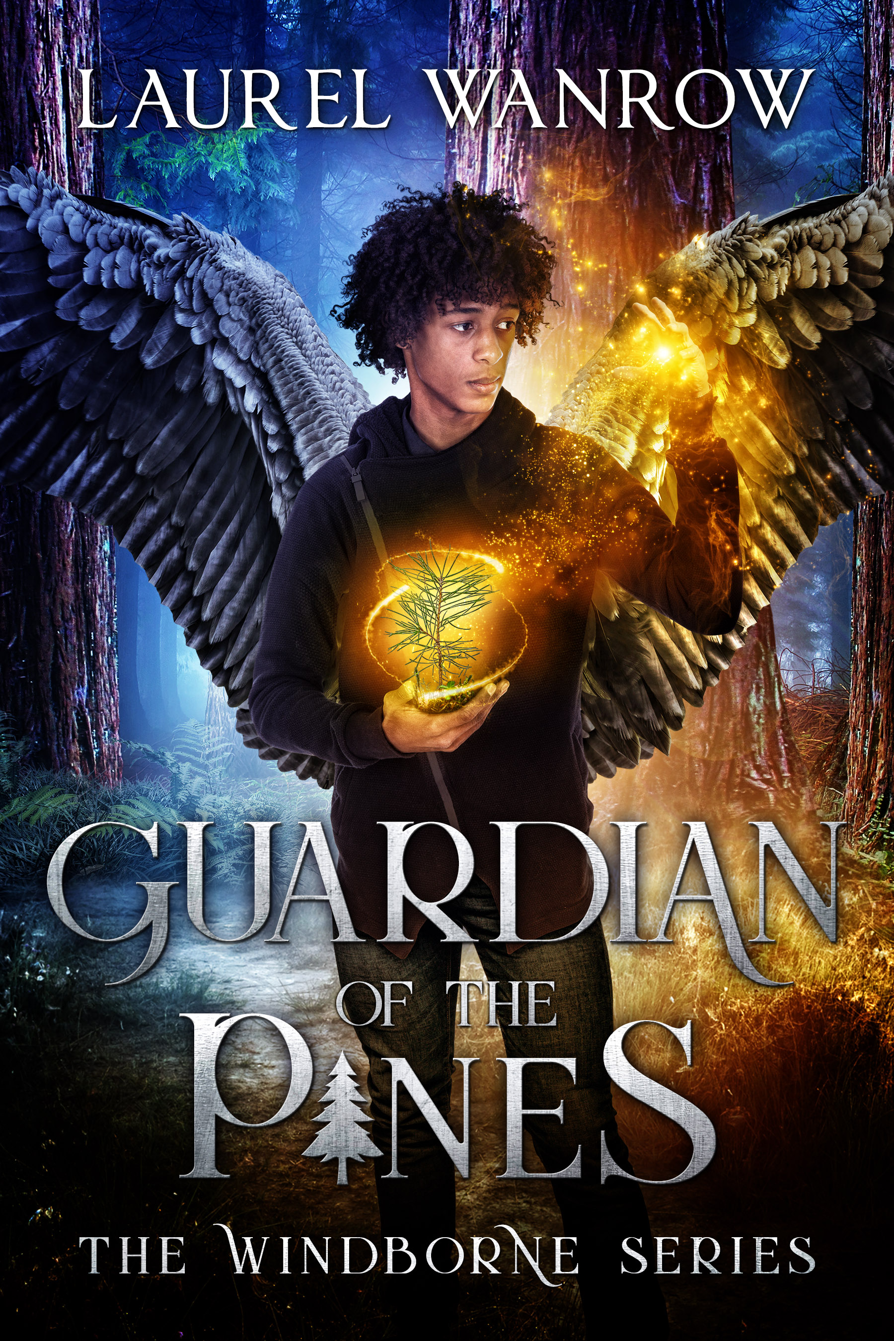 Guest Post: Guardian of the Pines by Laurel Wanrow