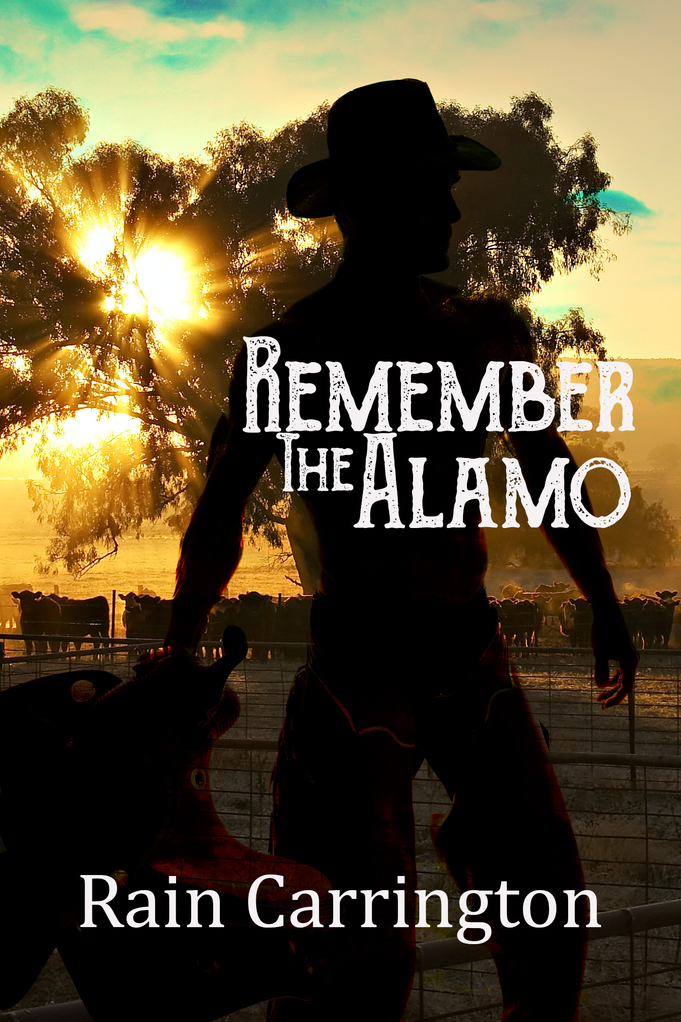 Guest Post and Giveaway: Remember the Alamo by Rain Carrington