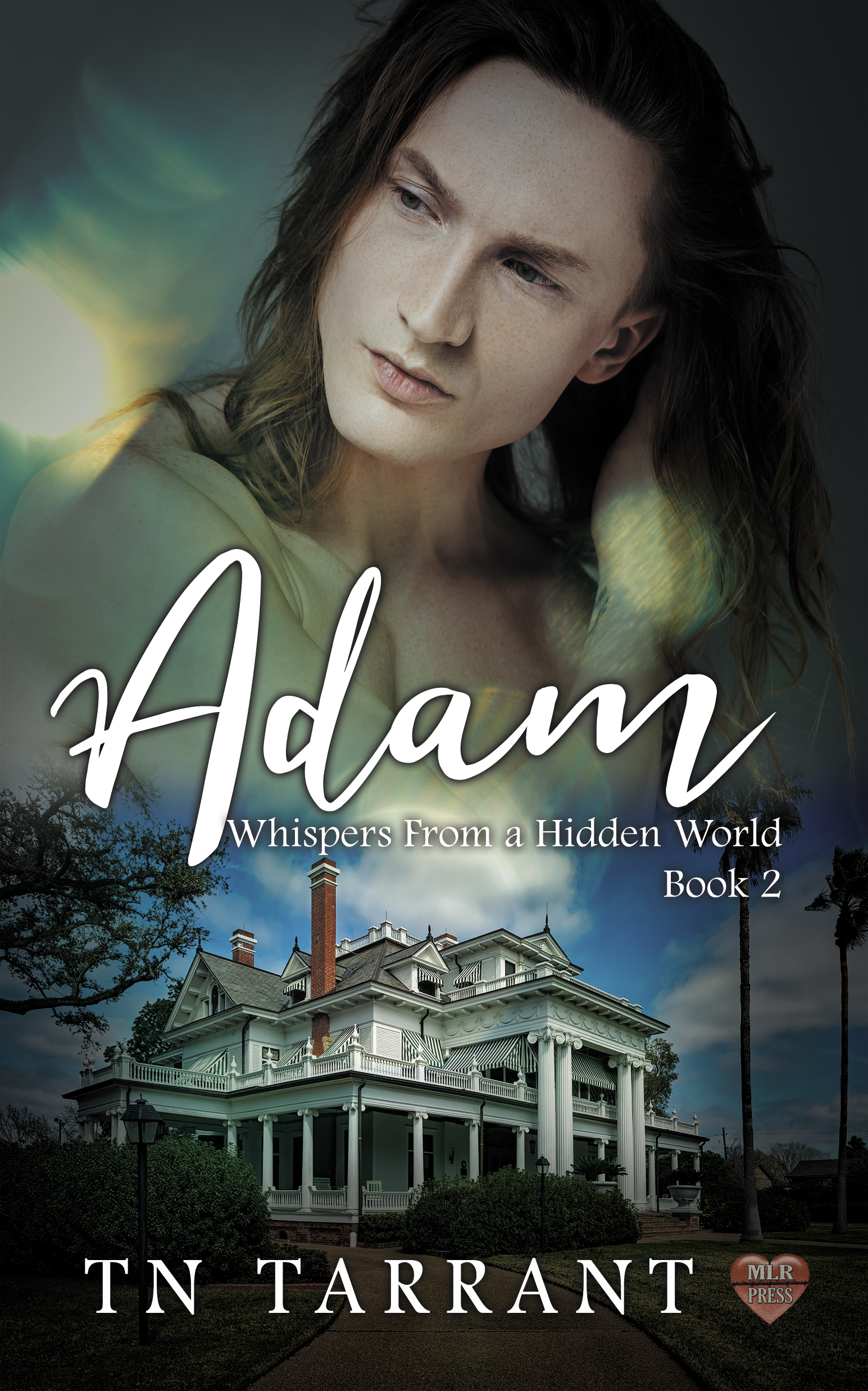 Guest Post: Adam by TN Tarrant