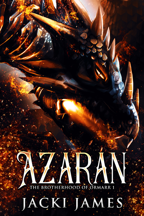 Guest Post and Giveaway: Azaran by Jacki James