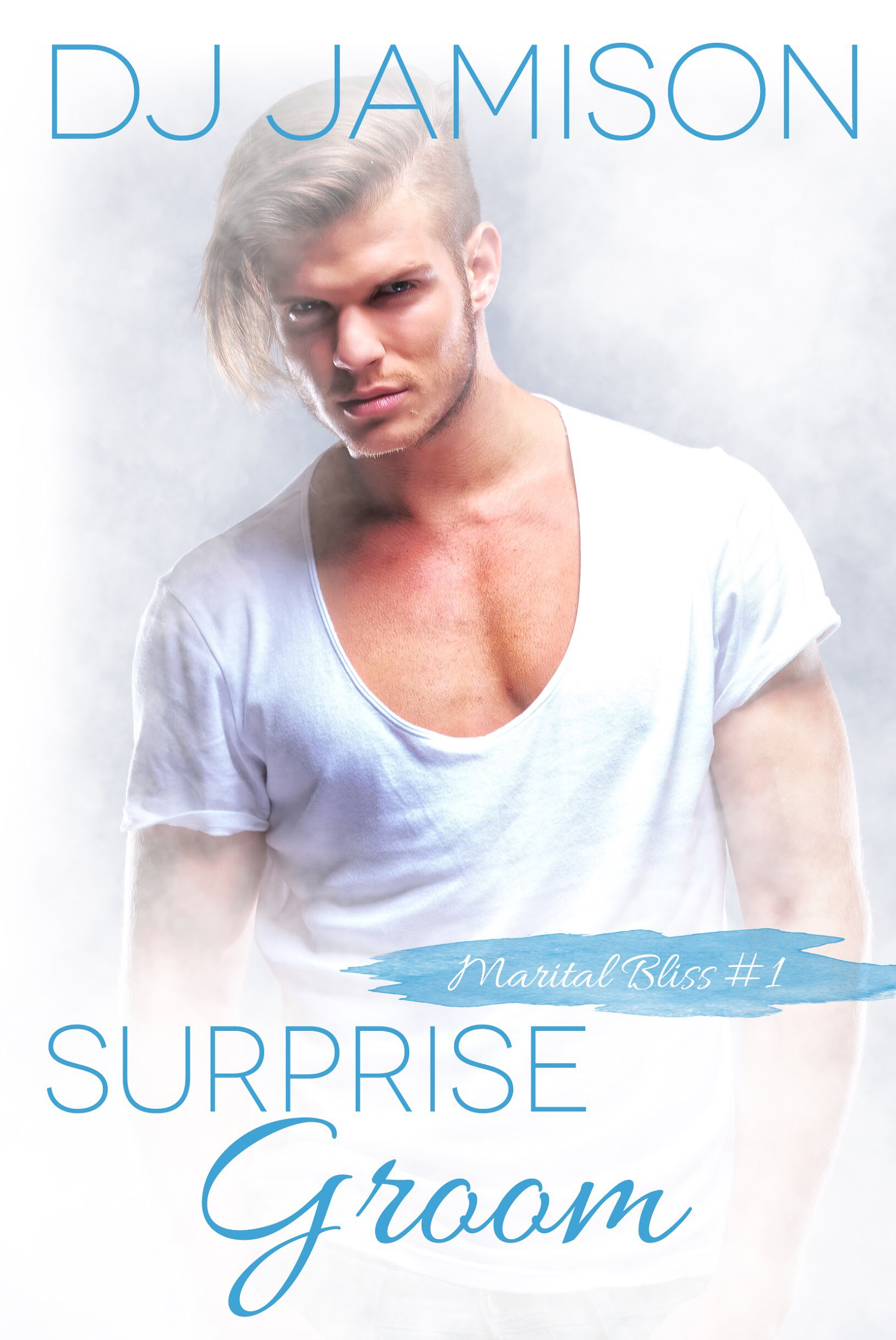 Guest Post and Giveaway: Surprise Groom by DJ Jamison